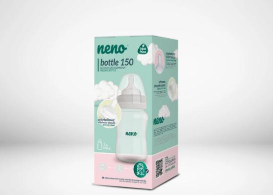 Steklenička za hranjenje NENO Bottle 150