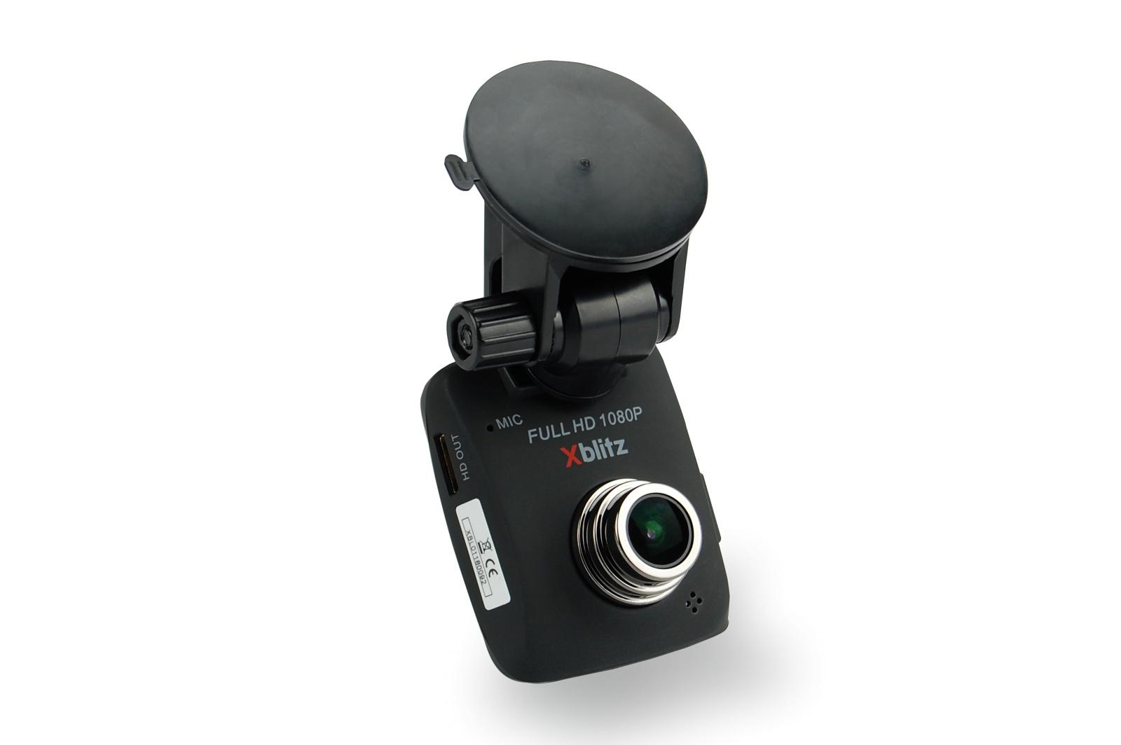 Avto-kamera XBLITZ BLACK BIRD 2.0 Professional