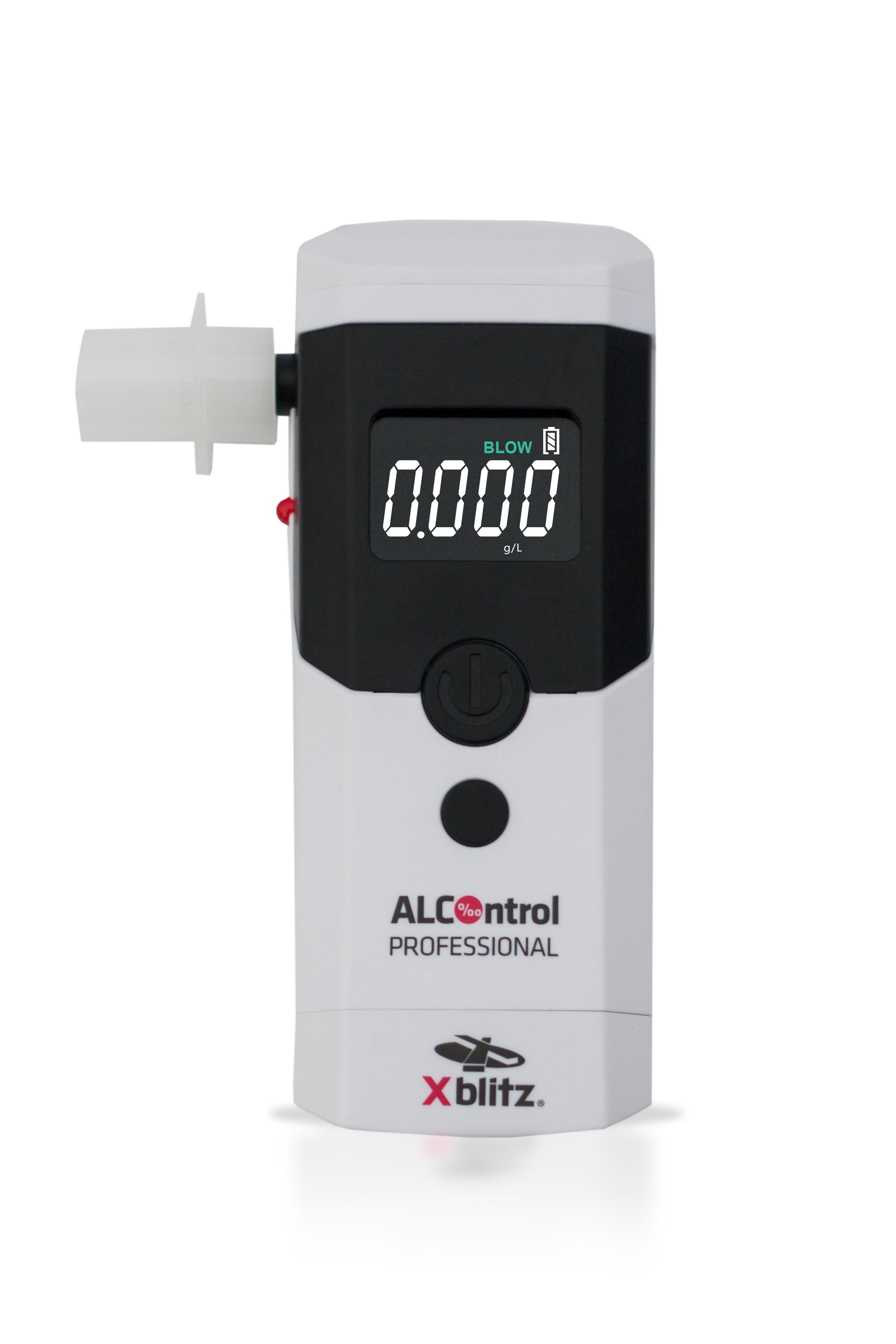 Tester alkoholiziranosti XBLITZ ALCONTROL Professional